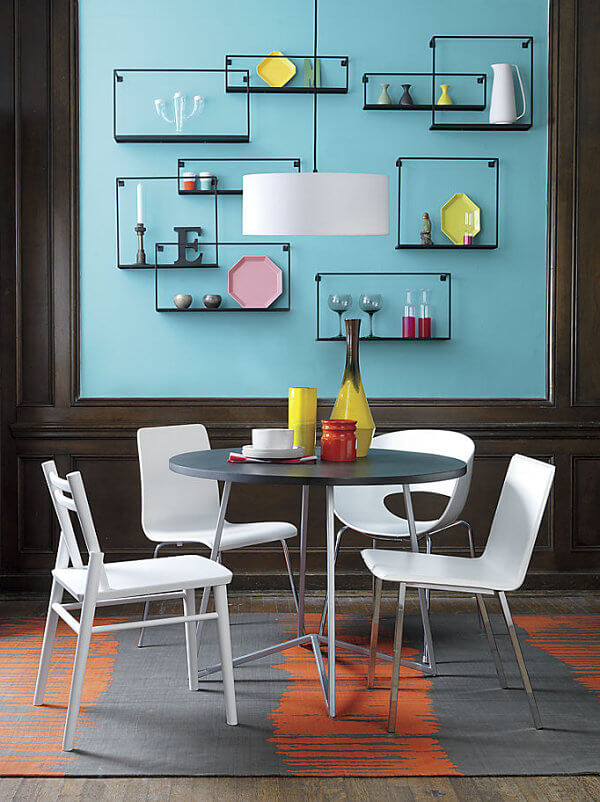 Small Dining Room Wall Decor - The '2-in-1' Wall Décor Idea - Harptimes.com