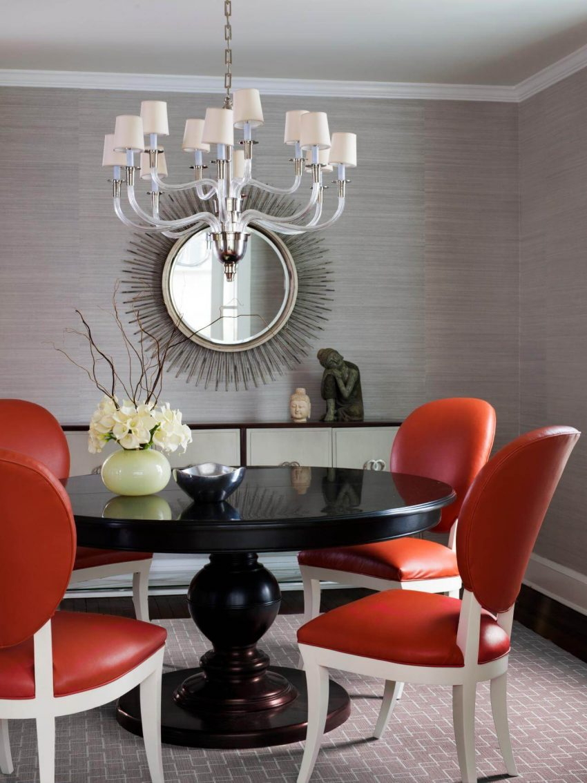 Modern Dining Room Wall Decor - Mirror, Mirror on The Wall, Who's The Fairest of Them All - Harptimes.com