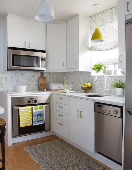 kitchen decor ideas diy - 17. Astounding Kitchen Decor Idea - Harptimes.com