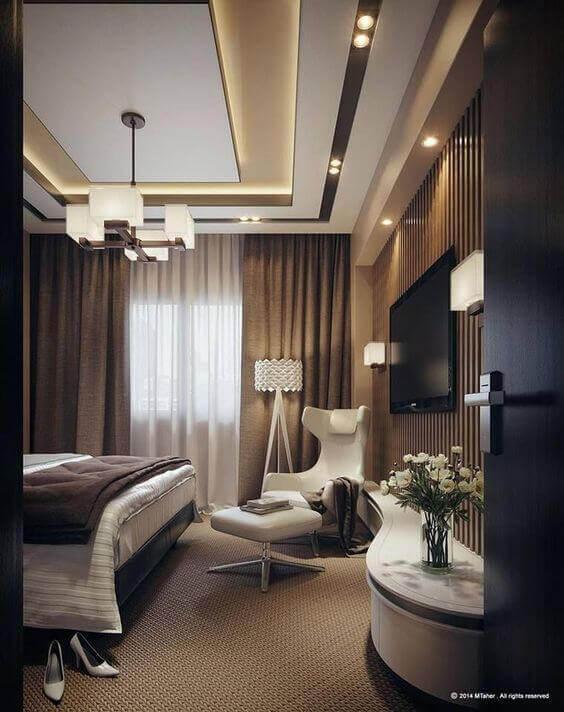 Modern and Contemporary Ceiling Design for Home Interior Basement Ceiling Ideas - Harptimes.com
