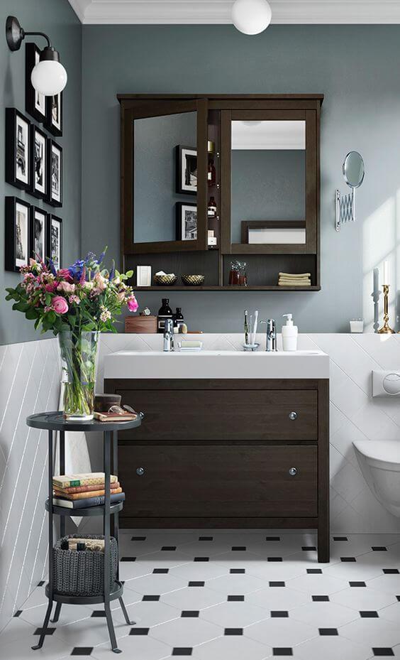 Bathroom Color Paint Ideas Ideas for Traditional Bathroom - Harptimes.com