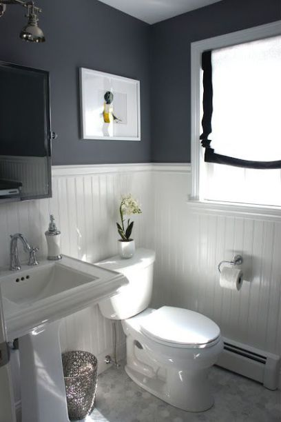 Bathroom Wall Decor Simple Framed Picture over the Toilet - Harptimes.com