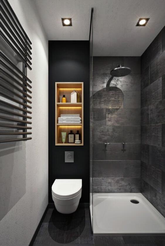 Best Bathroom Wall Decor Ideas Small Dark Bathrooms Decor - Harptimes.com