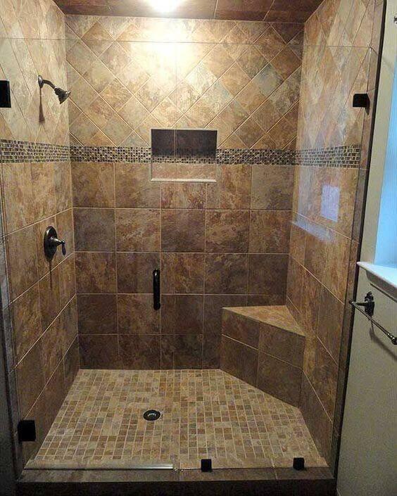 Luxurious Tile Walk In Shower Tile Ideas - Harptimes.com