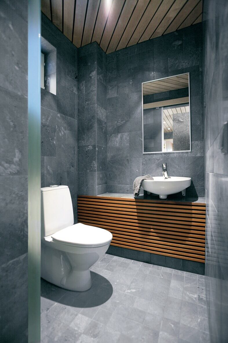Tiny Basement Bathroom Ideas Small Spaces by Harptimes.com
