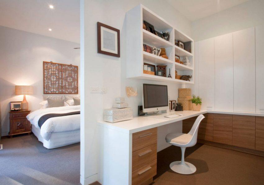 Basement Bedroom Ideas A Wall Divider