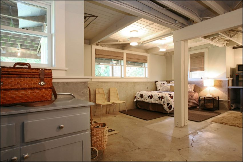 Basement Bedroom Ideas Have a Bathroom If possible