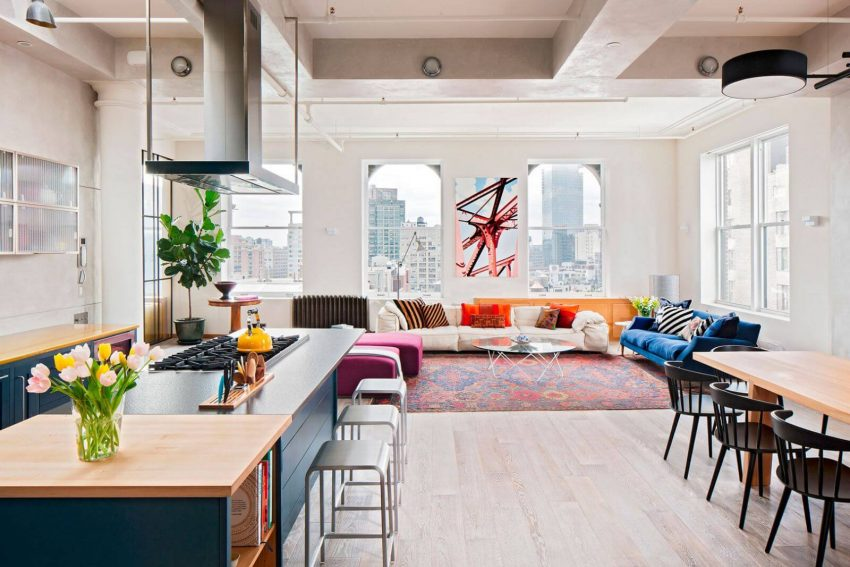 Chic Living Room with Modern Vibes Ideas