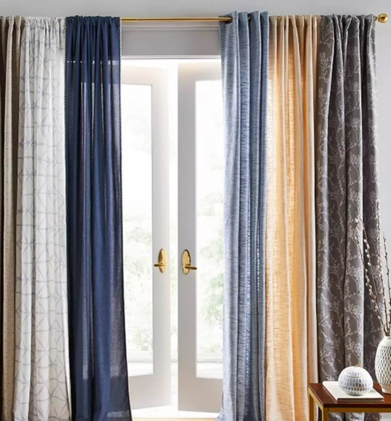20 Best Curtains Living Room Ideas To Spice Up Space Harp Times