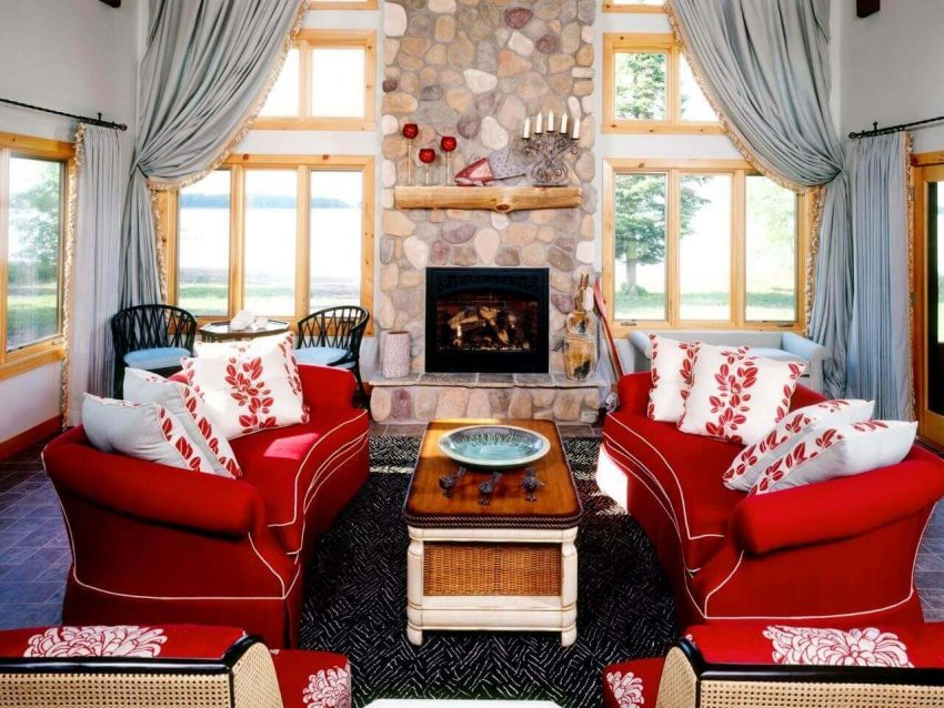 Floor to Ceiling Curtains Living Room Ideas - Harptimes.com