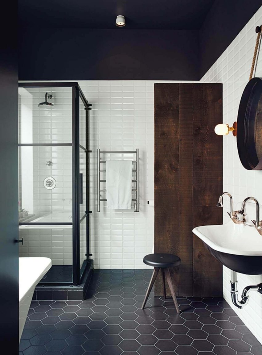 Good Planning Finished Basement Bathroom Ideas with Tub by Harptimes.com