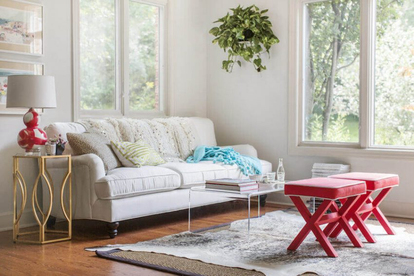 Living Room Ideas with Lovely Decor