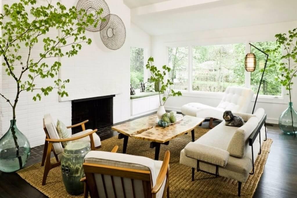 Modern Living Room Ideas with Serene Atmosphere