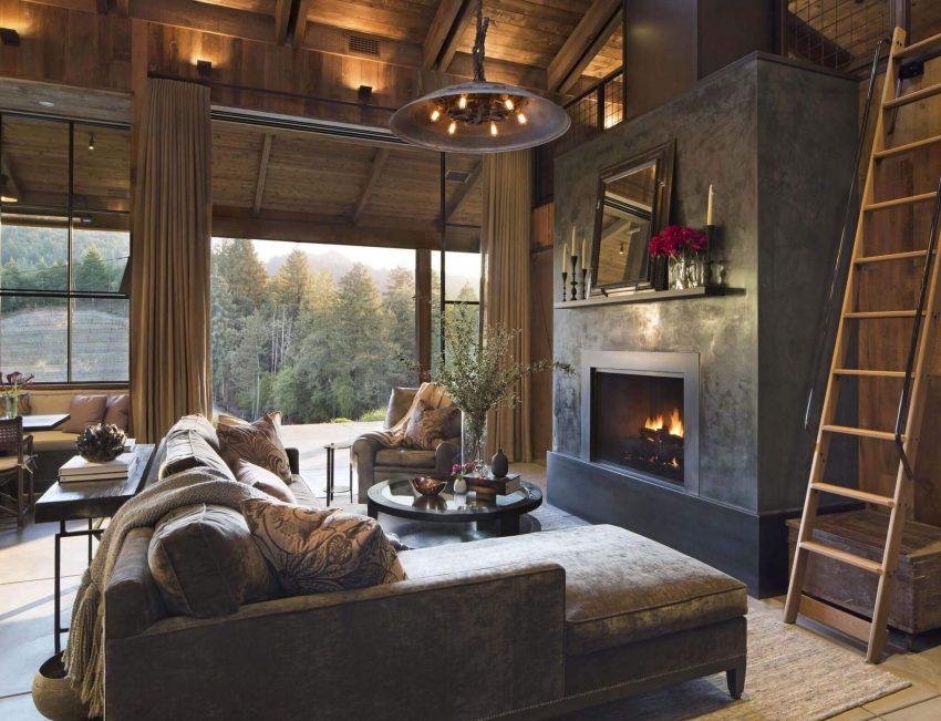Rustic Living Room Decor Ideas