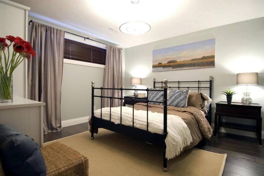 Simple Basement Bedroom Ideas