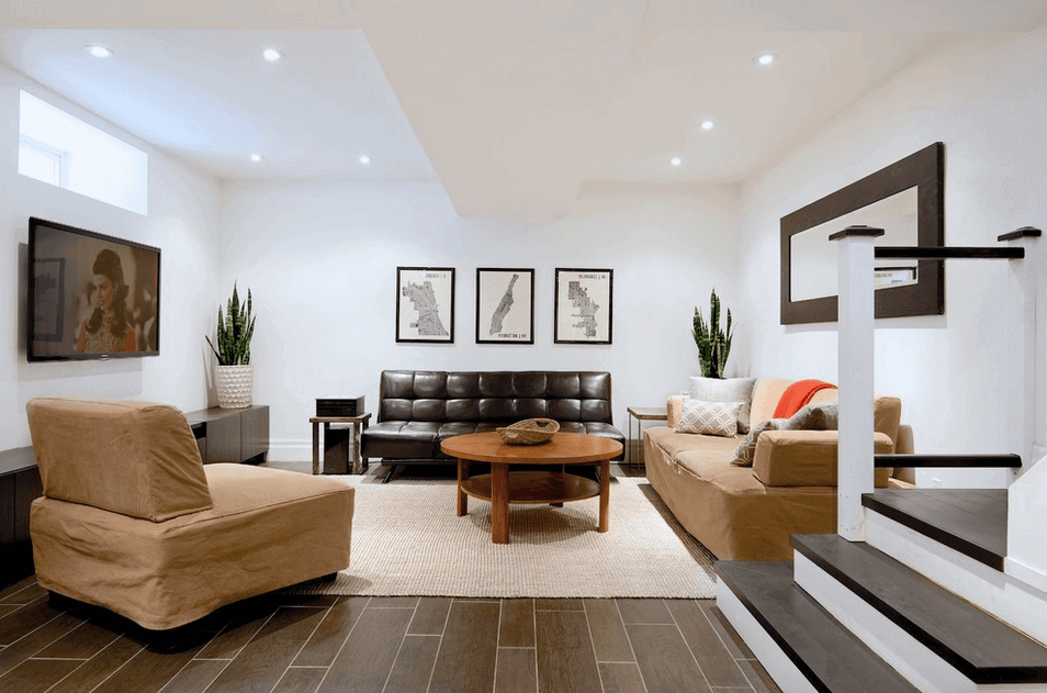 Small Basement Decor Ideas