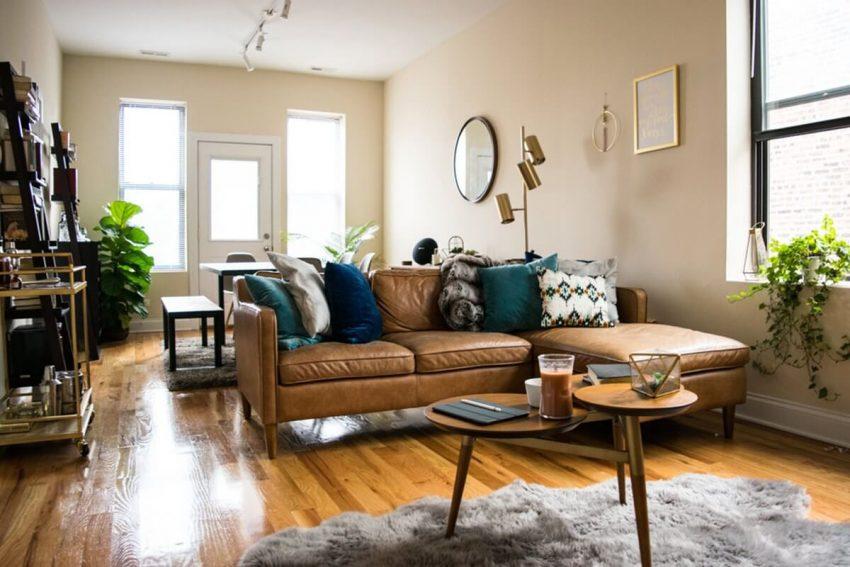Urban Modern Living Room Design Ideas