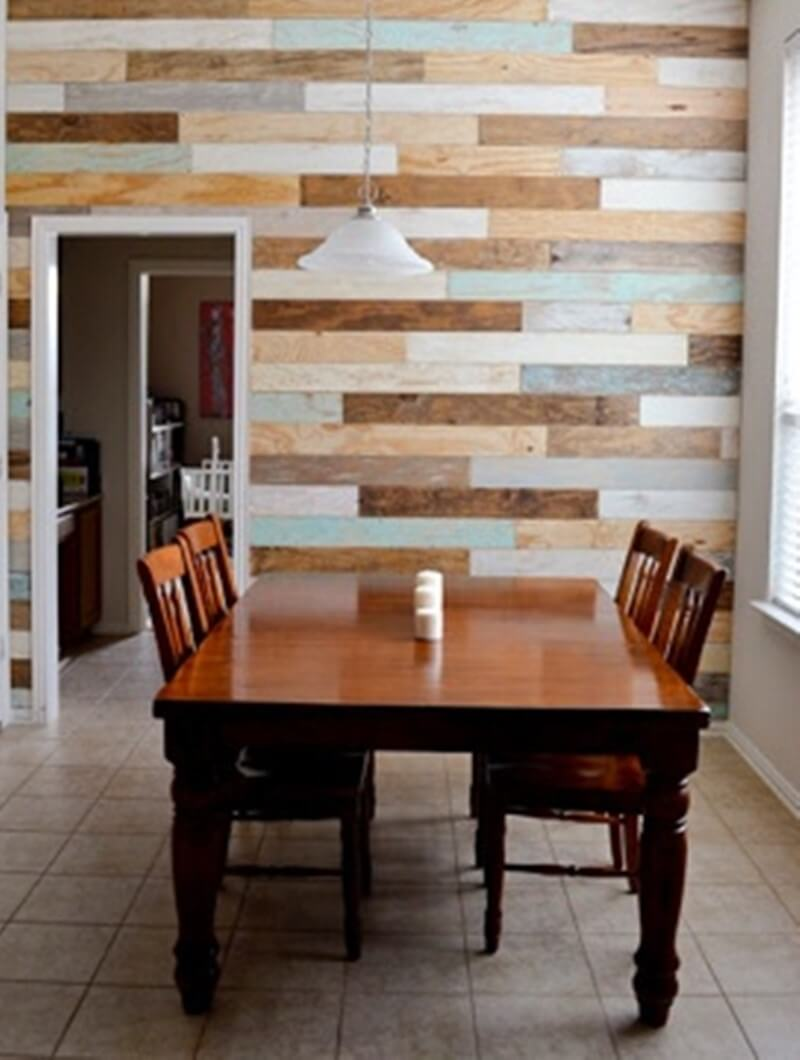 Wood Accent Wall Ideas