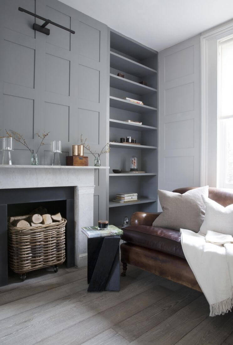 Wood Accent Wall Panels Ideas