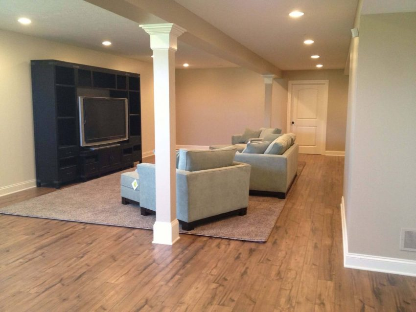 Laminate Flooring for Basement Paint Ideas