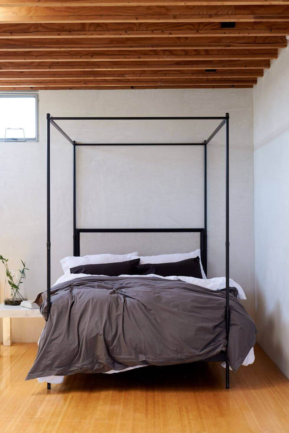 Simple Bedroom Ideas Pinterest Less Is More