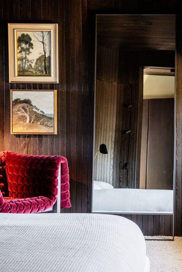 Mens Bedroom Ideas 31 Lean a Mirror