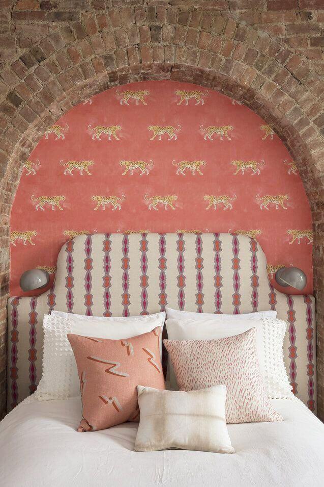 Small Bedroom Ideas Ikea Make a Statement Wall