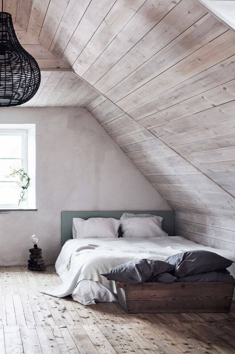 Small Bedroom Ideas Pinterest Stay Low to the Ground