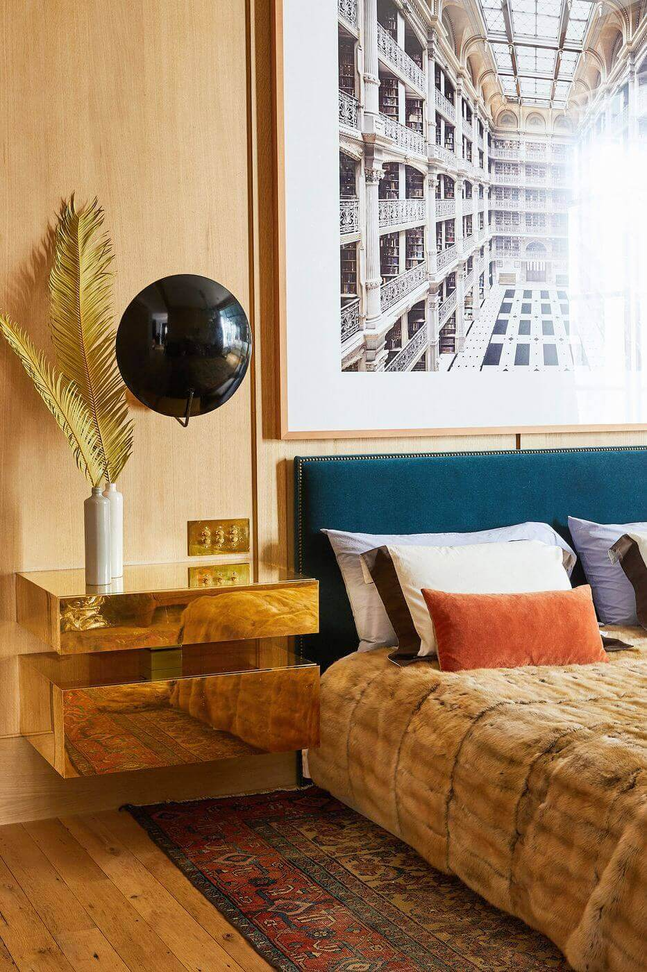 Master Bedroom Ideas 5 Float Your Furninture