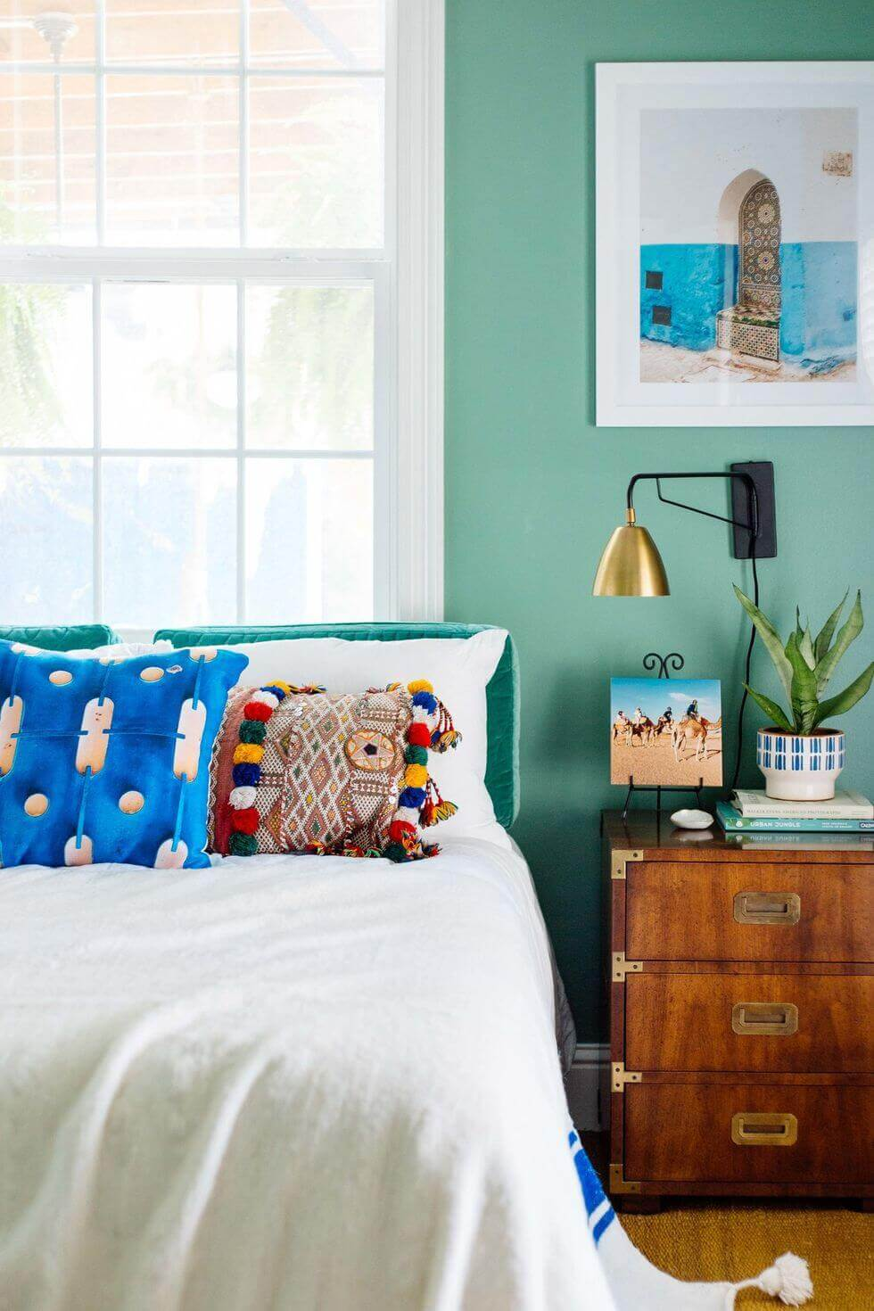 Green Bedroom Ideas Be Bold With Color