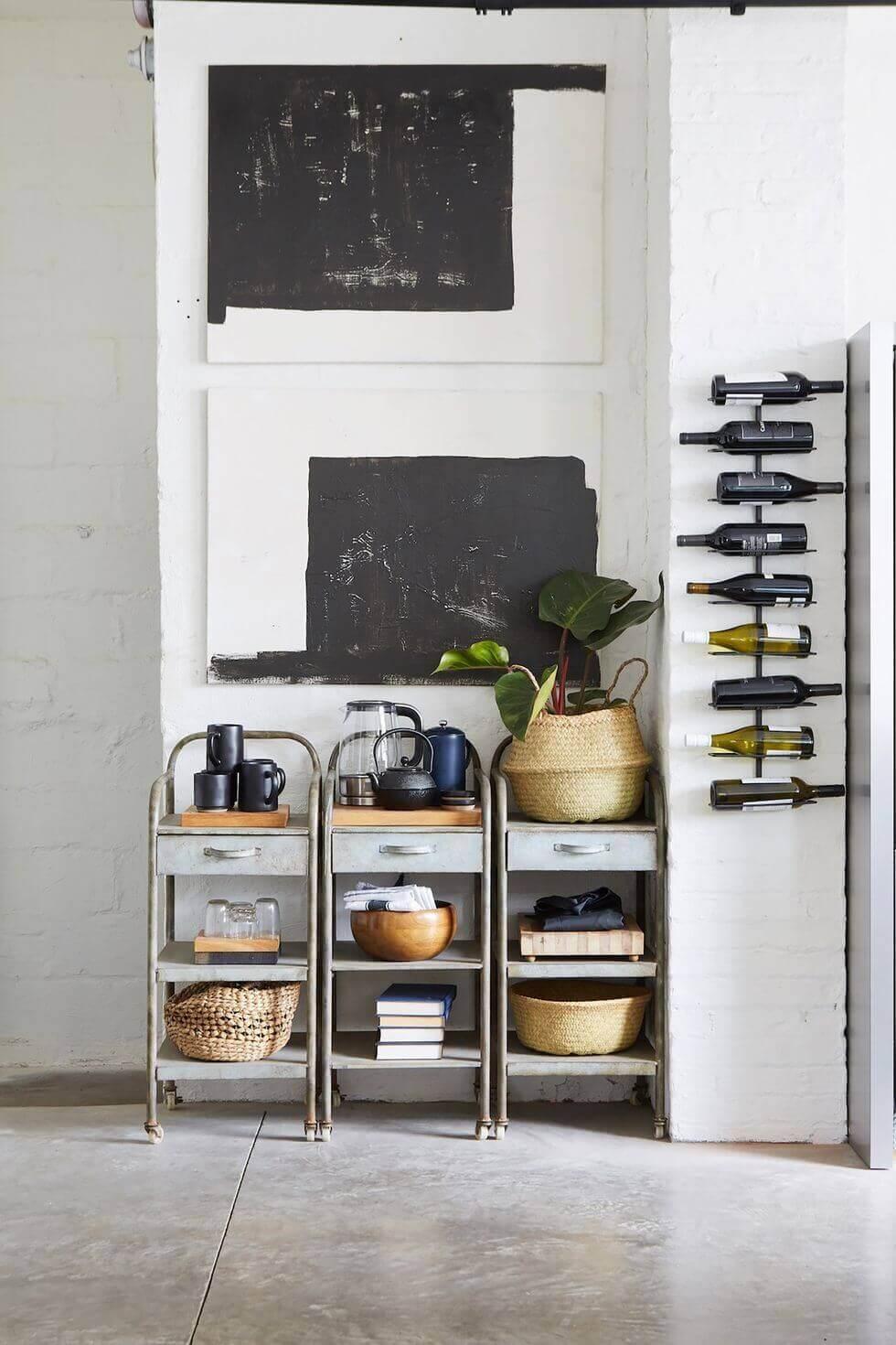 Small Indian Kitchen Storage Ideas Kmart Repurpose Old Office Supplies