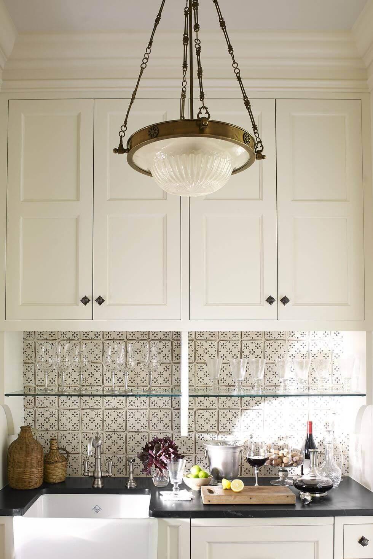 Small Kitchen Storage Ideas ikea for small sapces Add Shelves To Your Backsplash