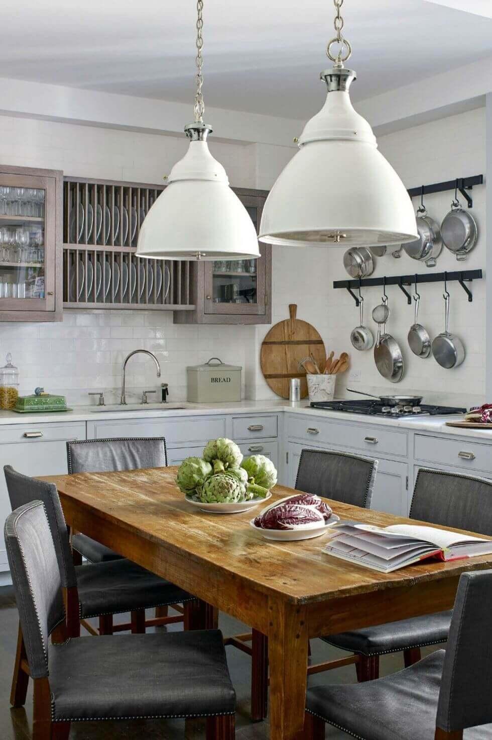 Cupboard Kitchen Storage Ideas 22 Hang A Plate Rack