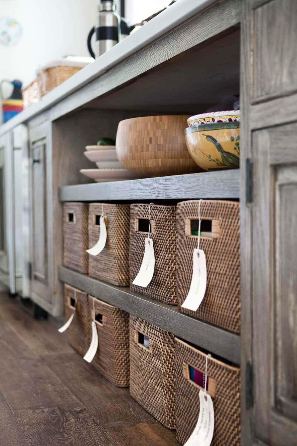 Kitchen Storage Ideas 27 Fill Up Bins