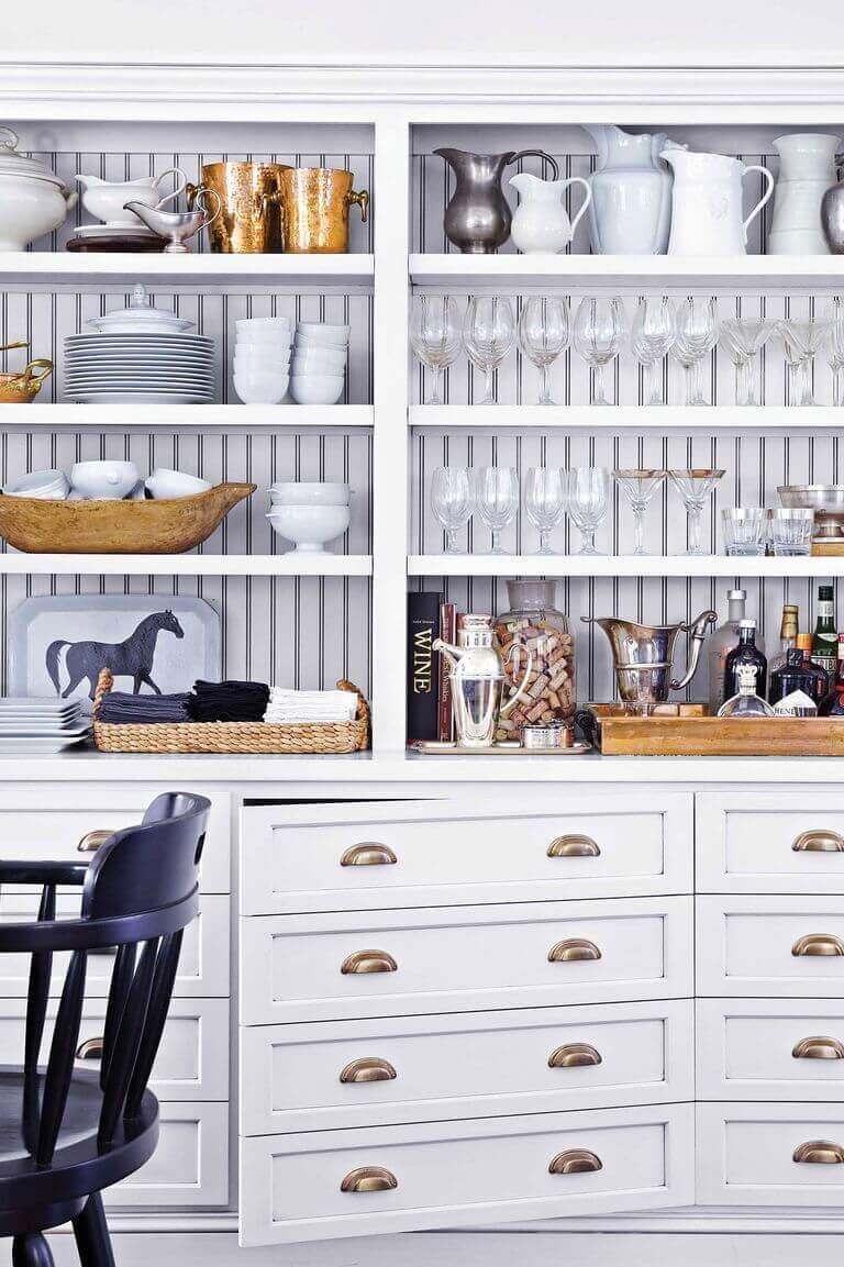 Clever Kitchen Storage Ideas Cabinets