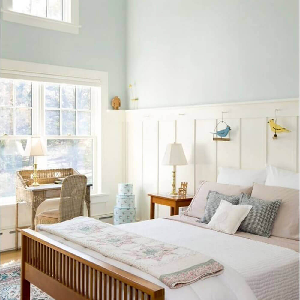 Wall Paneling Ideas for Bedroom