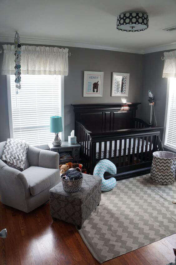 Baby Room Ideas for Large Space - Harptimes.com