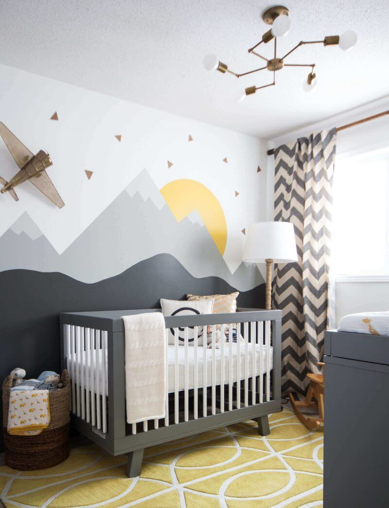 Baby Room Ideas Paint Ideas for Baby Boy Bedroom - Harptimes.com