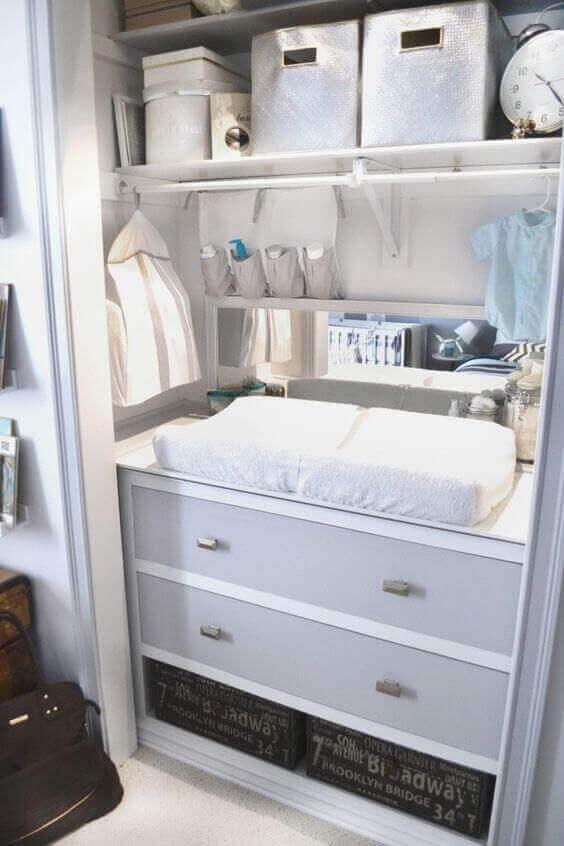 Unique Baby Room Decoration for Narrow Room - Harptimes.com