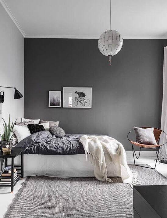Bedroom Paint Colors A Few Shades of Grey - Harptimes.com