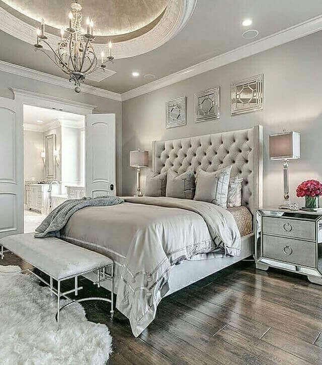 Bedroom Paint Colors Glamorous Bedroom - Harptimes.com