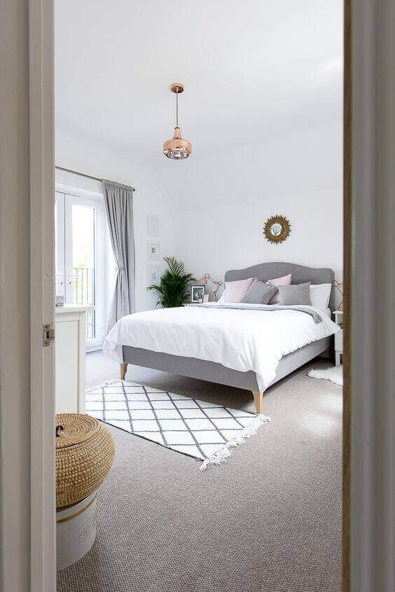Bedroom Paint Colors Romantic and Modern - Harptimes.com