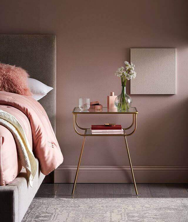 Bedroom Paint Colors The Incredible of Thulian Pink - Harptimes.com