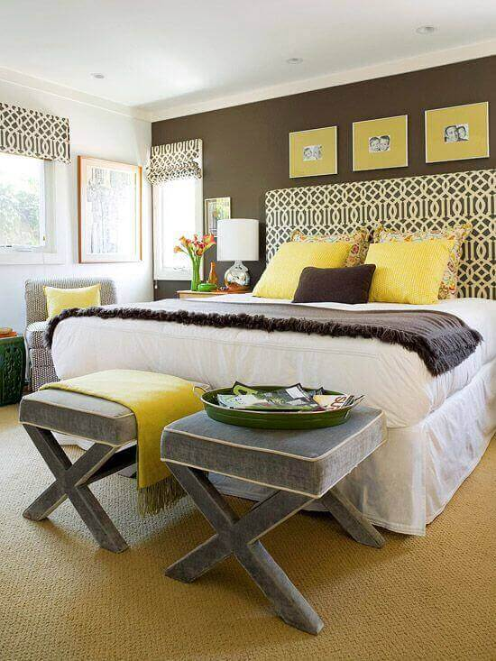 Bedroom Paint Colors The Power of Sun and Earth - Harptimes.com