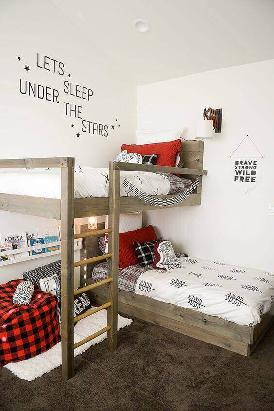 Boys Bedroom Ideas The Mixing Patterns - Harptimes.com