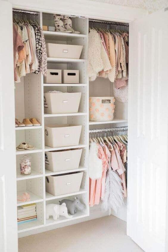 Closet Organizers for Girls Bedroom Ideas - Harptimes.com