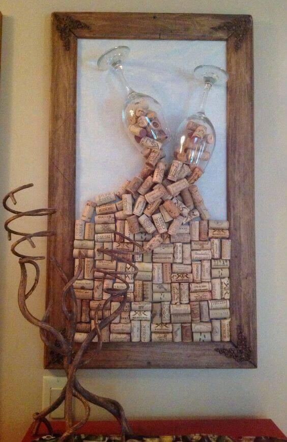 Cork Board Ideas Empty The Glasses! - Harptimes.com