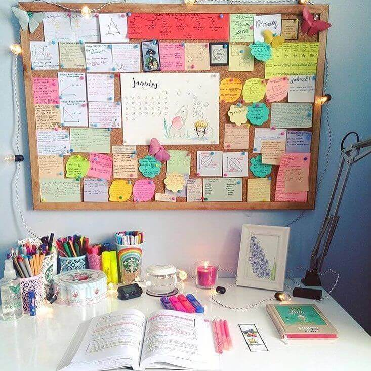Cork Board Ideas Let's Pull an All Nighter - Harptimes.com