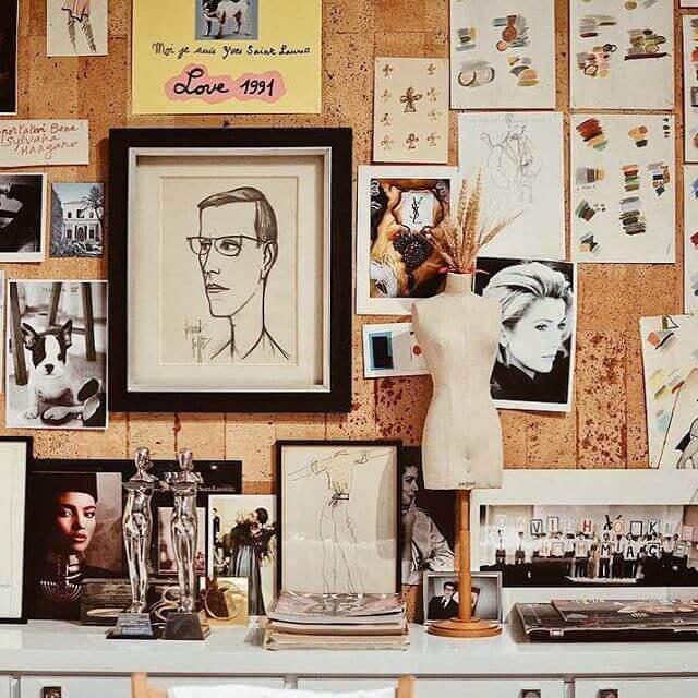 Cork Board Ideas Perfect Wall Gallery - Harptimes.com