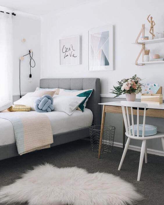 Elegant Teenage Girl Bedroom Ideas Simple - Harptimes.com
